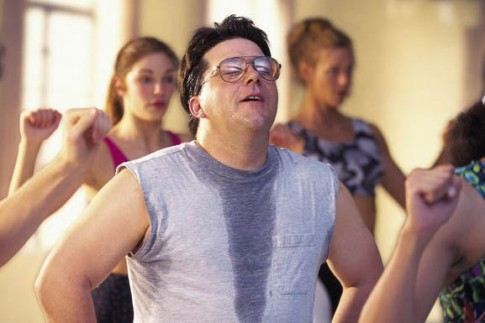 Image result for gym sweating